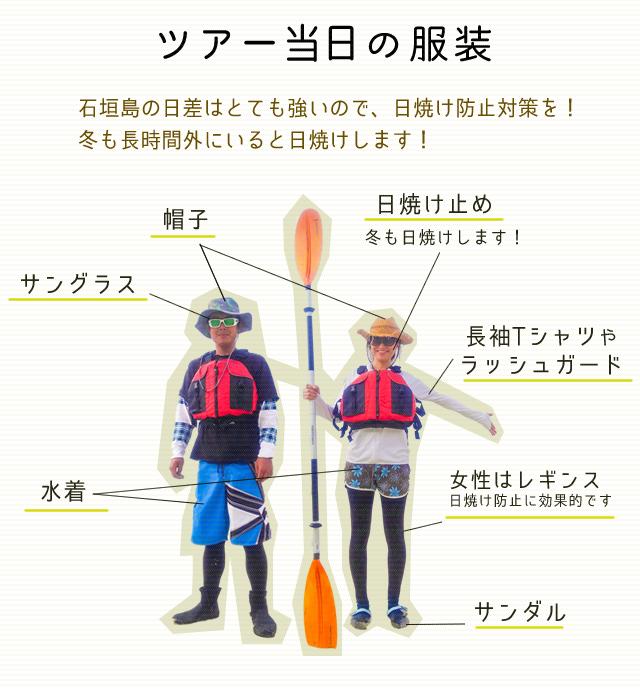 石垣島カヤックツアー